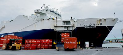 国内航路 定期船サービス