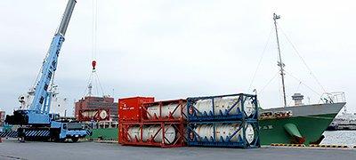 国内航路 不定期船サービス