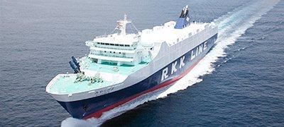 海外航路 定期船サービス