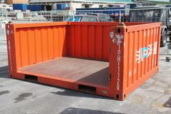 10F Half Container