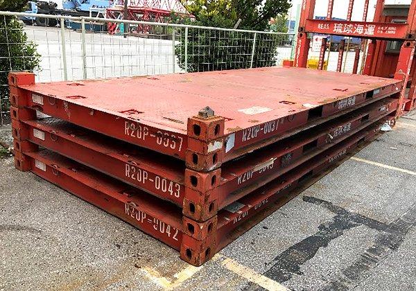 20呎棧板