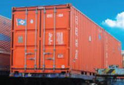 40呎平板台車(貨櫃積載)
