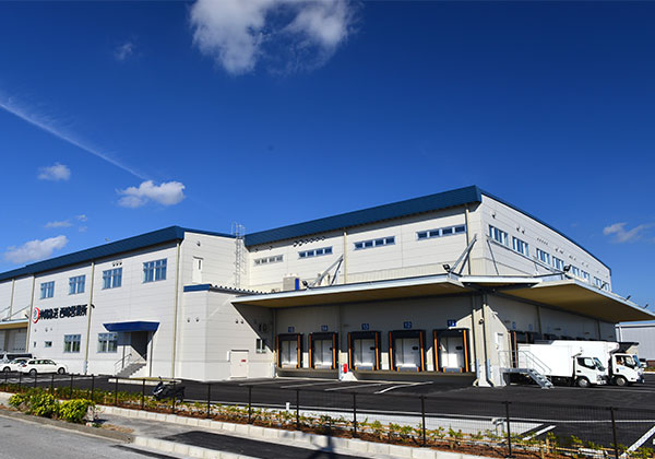 RKK Line Itoman Logistics Center